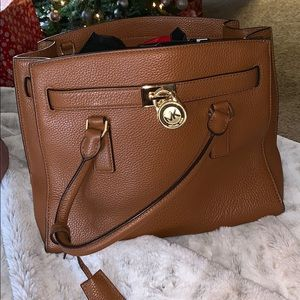 Michael Kors chestnut purse